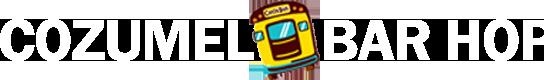 Cozumel Bar Hop Logo Horizontal